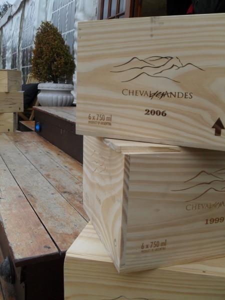 Terrazas De Los Andes The Wine Sleuth
