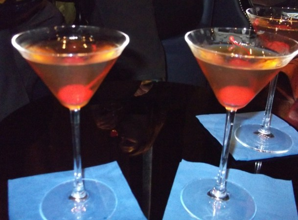 Manhattans at Reunion Bar