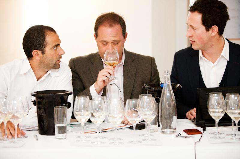 Sebastian Labbe, Edgardo del Popolo & Peter Richards MW