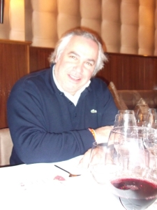 Carlos Campolargo, wine producer