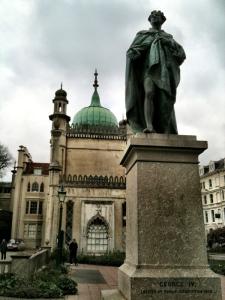 George IV at Royal Pavilion