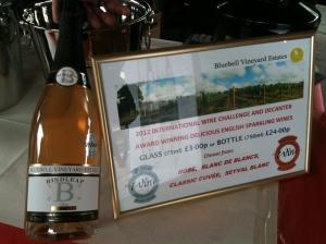 Bluebell Vineyards rose