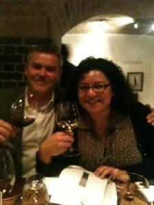 Winemaker Simon Thompson & The Winesleuth