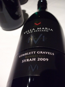 Gimblett Gravel Syrah