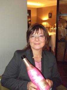 Winemaker Sandrine Logette-Jardin