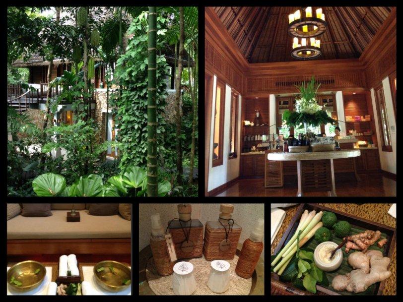 the spa -pics courtesy of my friend, Nikki