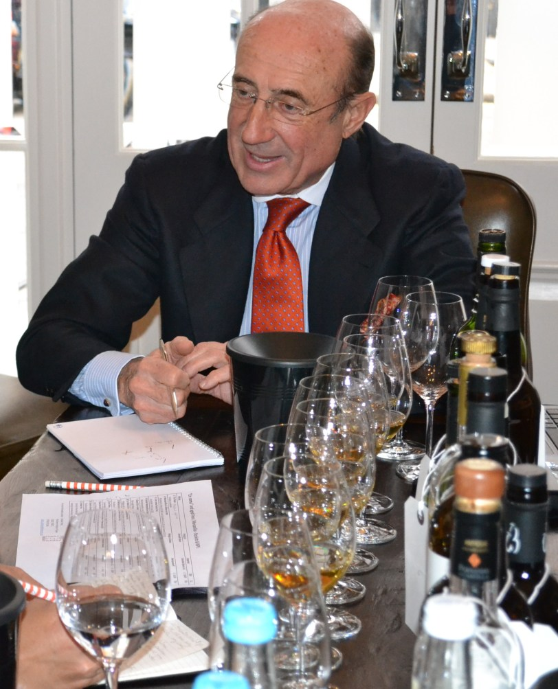 Beltran Domecq, photo courtesy The Sherry Institute