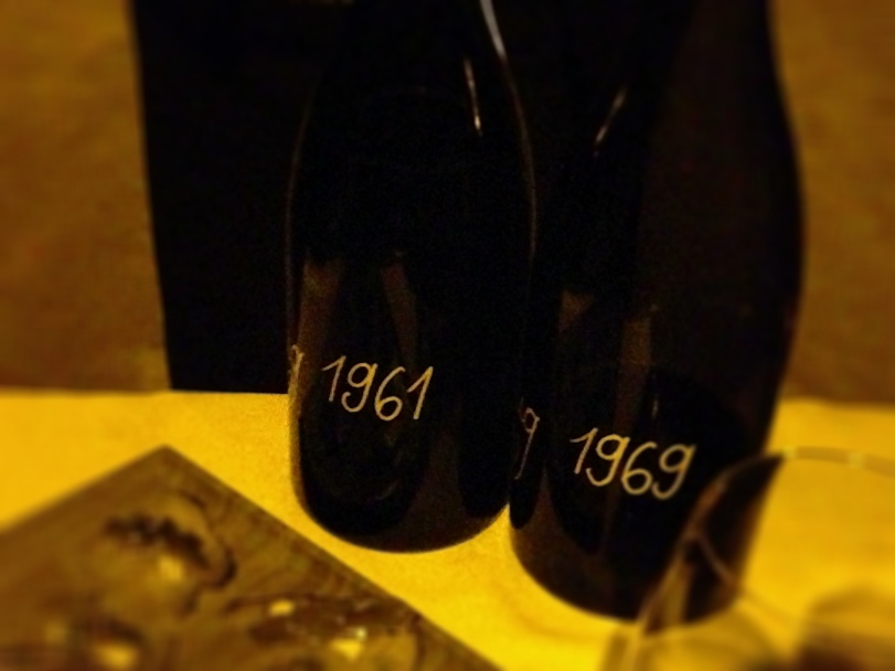 1961 and 1969 in magnum